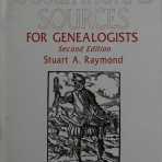 Occupational Sources for Genealogists