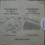 1801/1831 Census for Ticehurst