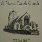 Eastbourne Baptisms St Mary's  Parish Church