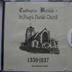 Eastbourne Burials  St Mary's Parish Church