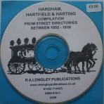 Hardham – Hartfield and Harting
