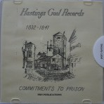 Hastings Gaol records 1832-1841