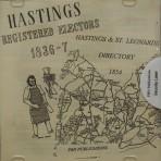 Hastings Registered Electors 1836-1837