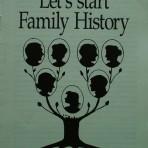 Let's start Family History