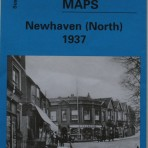 Old Ordanance Survey Map.Newhaven North 1937