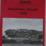 Old Ordanance Survey Map. Newhaven South 1938