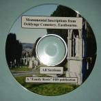 Ocklynge Cemetery M.I.s – Complete list.