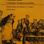 Poor Law Union Records – Part 4 Gazeteer of England & Wales