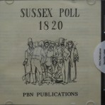 Sussex Poll for 1820