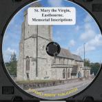 Eastbourne St Mary the Virgin Memorial Inscriptions